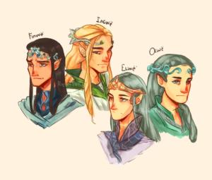Tre Clan Elfici
