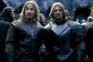 Faramir e Boromir