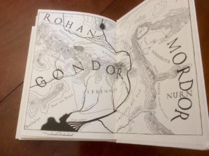 Mappa-Gondor