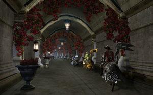 Festa di matrimonio a Minas Tirith su Lotro
