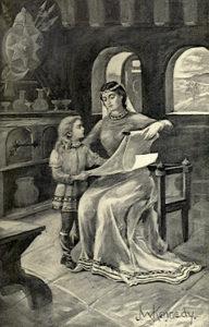Osburg and King Alfred