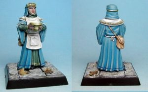 Lord of the Rings miniatures: Ioreth