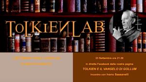 Locandina TolkienLab 23-09-2019