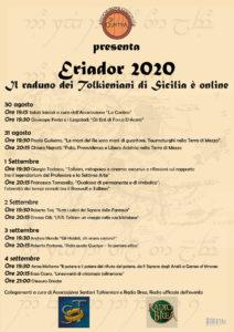Programma Eriador 2020