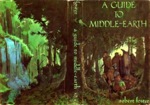 """Tim Kirk: cover di """"A Guide to Middle-Earth"""""""