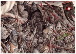 Peter Xavier Price: The Battle of the Morannon