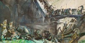 "Tim Kirk: ""Riders of Rohan"""