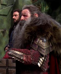 Thorin e Thrain