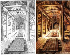 Tolkien: Beorn's Hall