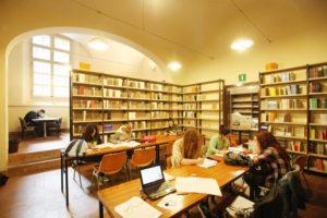 Università Bologna: biblioteca del Lilec