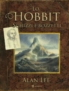 """Lo Hobbit Artbook"" Alan Lee"