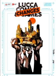 Locandina Lucca Changes 2020