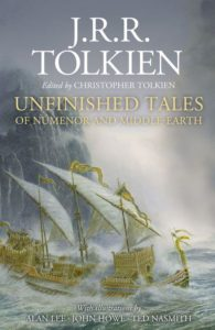 Unfinished Tales illustrated