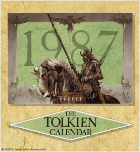 COVER CALENDARIO 1987 UK