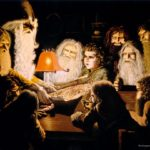The Unexpected Party by Ted Nasmith