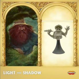 Light and Shadow: Tom Bombadil