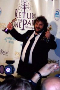 Peter Jackson by Flickr