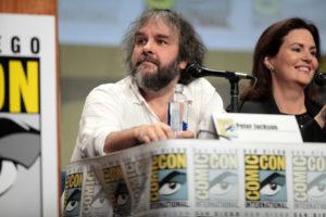 Peter Jackson ComicCon