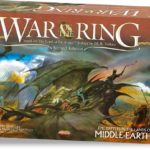 War of the Ring scatola