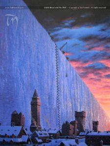 La Barriera e il Castello Nero - di Ted Nasmith