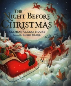 Libro: The Night before Christmas