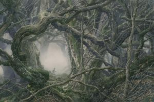 Mirkwood Alan Lee