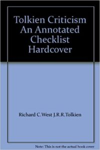 libro Tolkien's Annotated Checklist