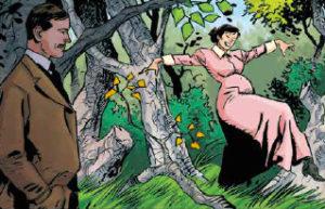 Fumetto ReNoir Edith Luthien