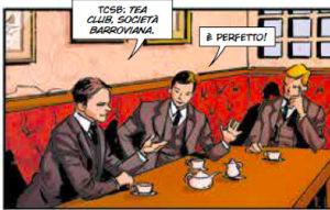 Fumetto ReNoir TCBS