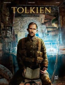 Tolkien fumetto ReNoir