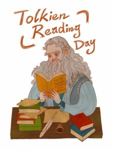 Tolkien Reading Day su sito web Tolkienguide