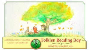 Tolkien Reading Day banner