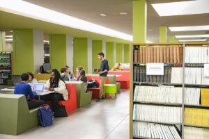 Parigi Biblioteca Sorbona Bcpm
