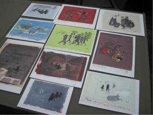 Illustrazioni Cor Blok