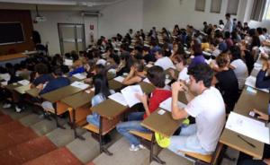 Studenti Università Statale di Milano