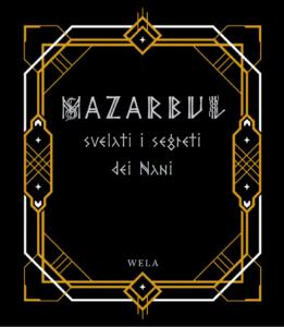 Libro di Mazarbul