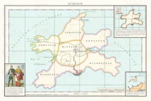 Mappa Numenor Kloczko