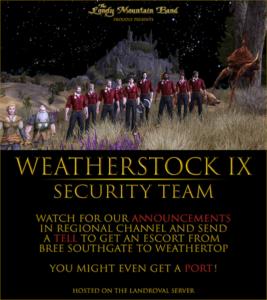 Weatherstock Lotro