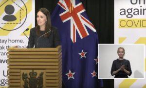 Governo Nuova Zelanda