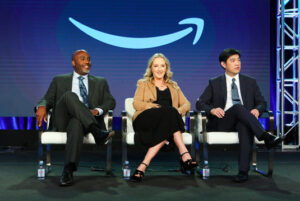 Amazon: Vernon Sanders, Jennifer Salke, Albert Chang